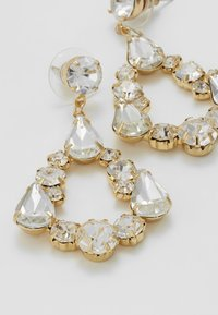 sweet deluxe - Oorbellen - gold-coloured/crystal - 4