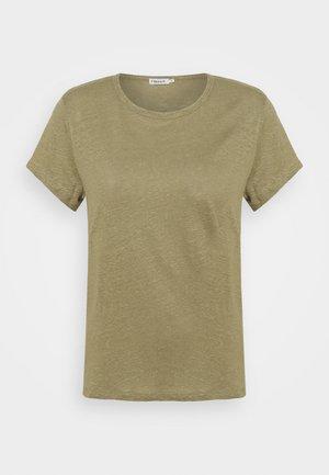 HAZEL TEE - T-shirt basic - sage green