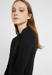 Monki - SAMINA - Longsleeve - black dark - 3