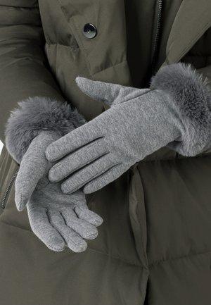 TOUCHSCREEN - Gloves - silbergrau