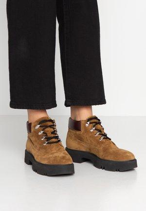 Ankle Boot - honey