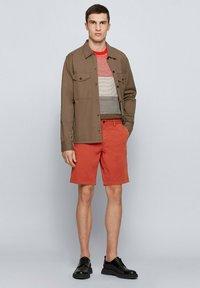 BOSS - SCHINO - Shorts - red - 1