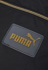 Puma - CORE POP SHOPPER UNISEX - Velká kabelka - black - 3