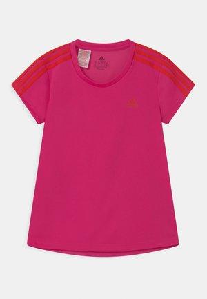 UNISEX - Camiseta estampada - team real magenta/vivid red
