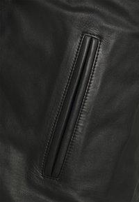 Schott - CALIFORNIA - Leather jacket - black - 2