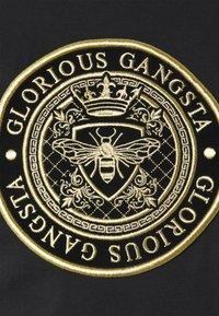 Glorious Gangsta - BERTO TEE - T-shirt con stampa - black - 5