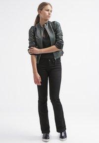 Levi's® - 715 BOOTCUT - Bootcut jeans - black sheep - 1