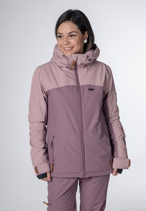 ALEXIS - Snowboard jacket - wine