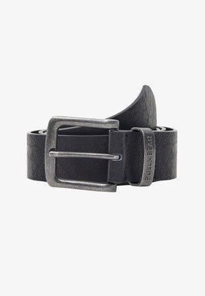 MIT TEXTUR  - Belt - black