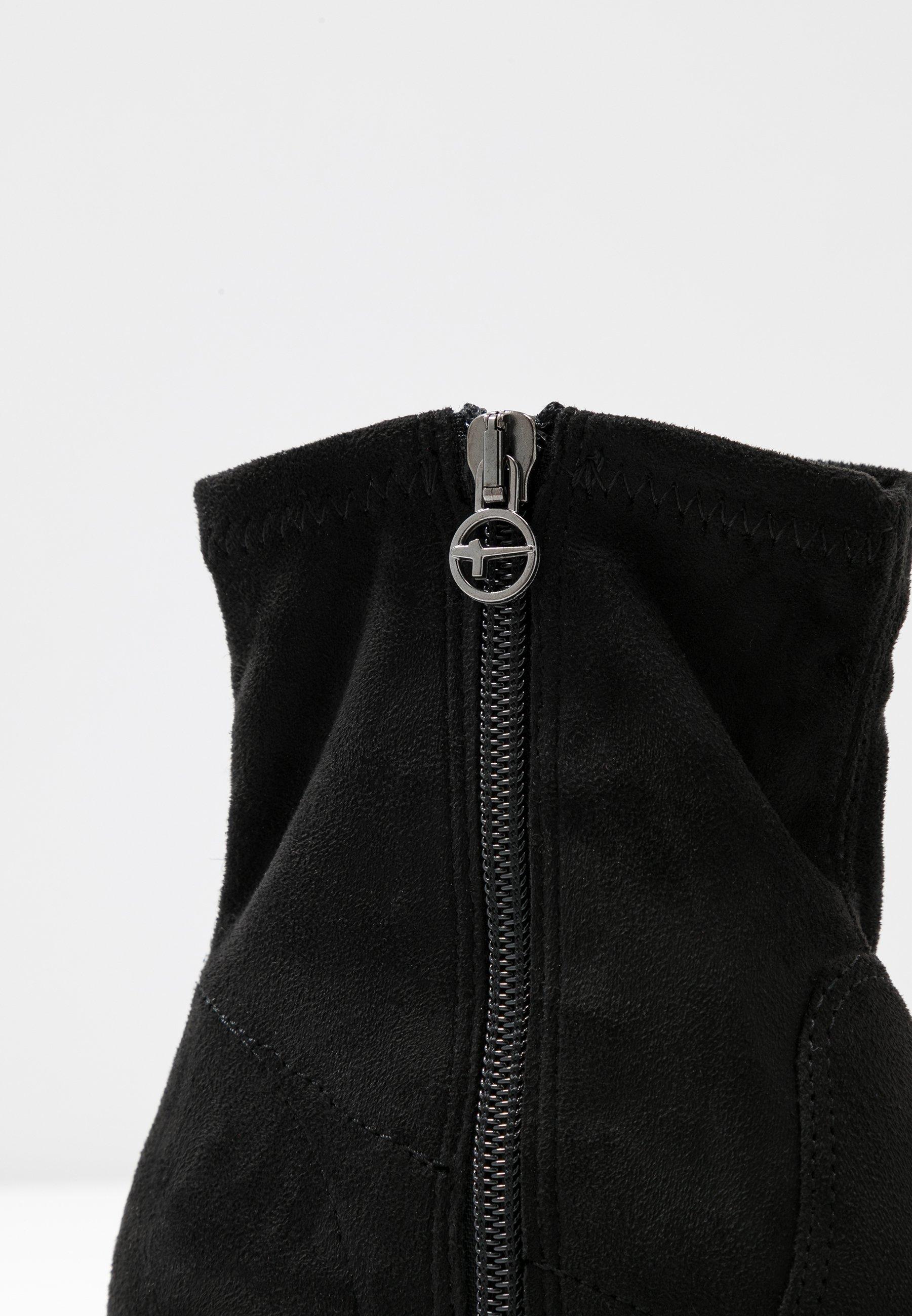Tamaris Boots - Støvletter Black/svart