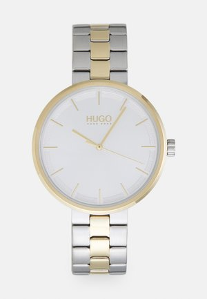 CRUSH - Watch - silver-coloured/white