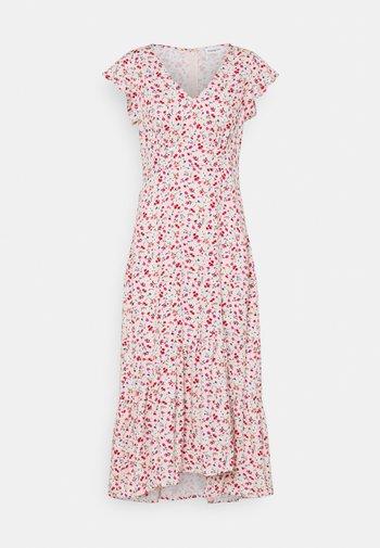 Day dress - pink/black