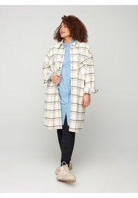 Zizzi - Classic coat - white - 0