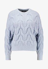 Fashion Union Petite - ANODA - Sweter - blue - 3