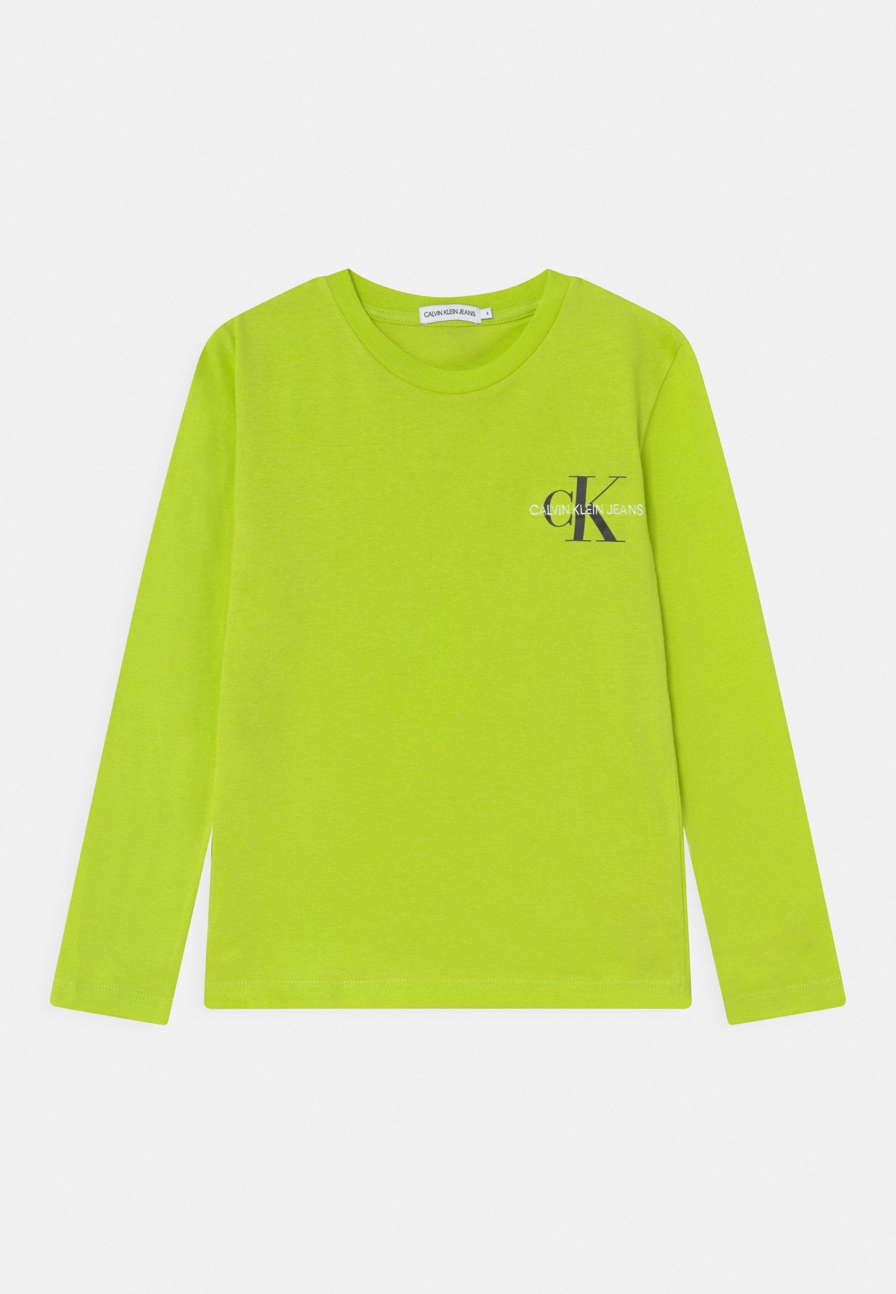 Kids CHEST MONOGRAM UNISEX - Long sleeved top