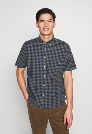 Camisa - multi/deep green
