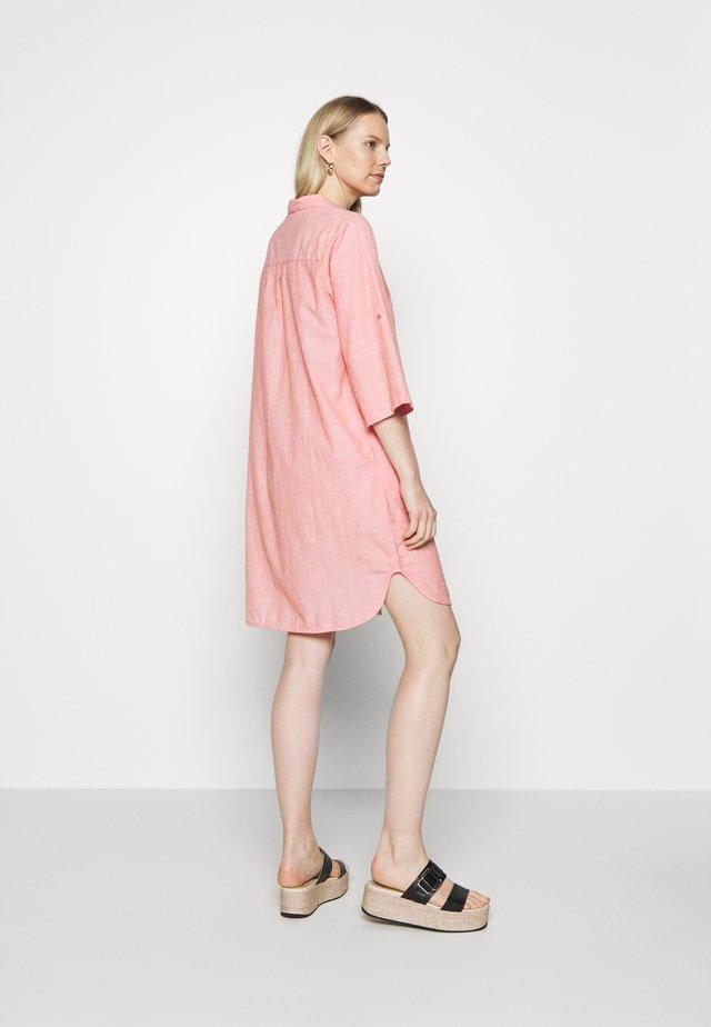 RIVA - Shirt dress - red