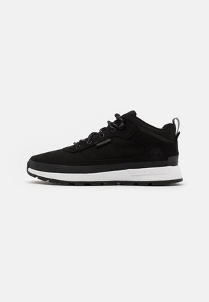 FIELD TREKKER - High-top trainers - black
