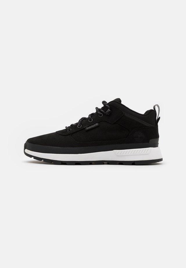 FIELD TREKKER - Sneakers hoog - black