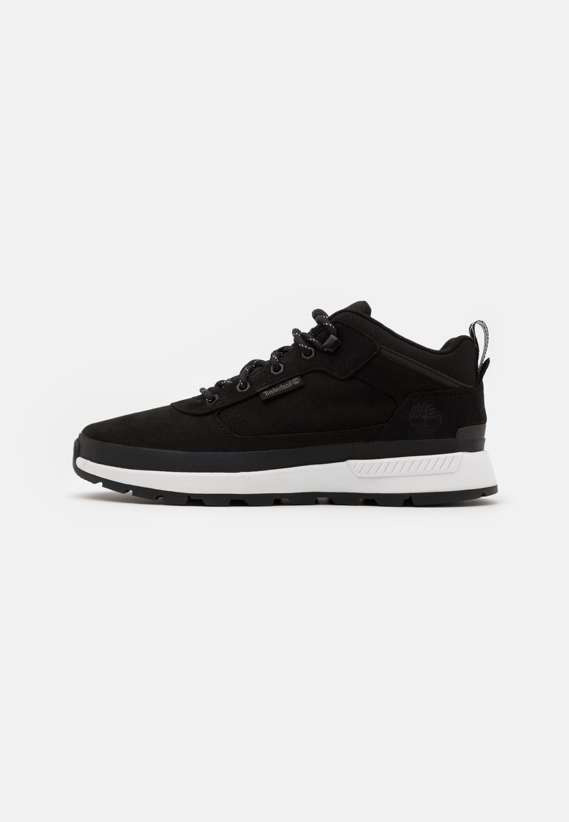 Timberland - FIELD TREKKER - Sneakers basse - black