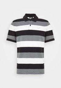 Nike Sportswear - MATCHUP STRIPE - Polo shirt - black/white - 3