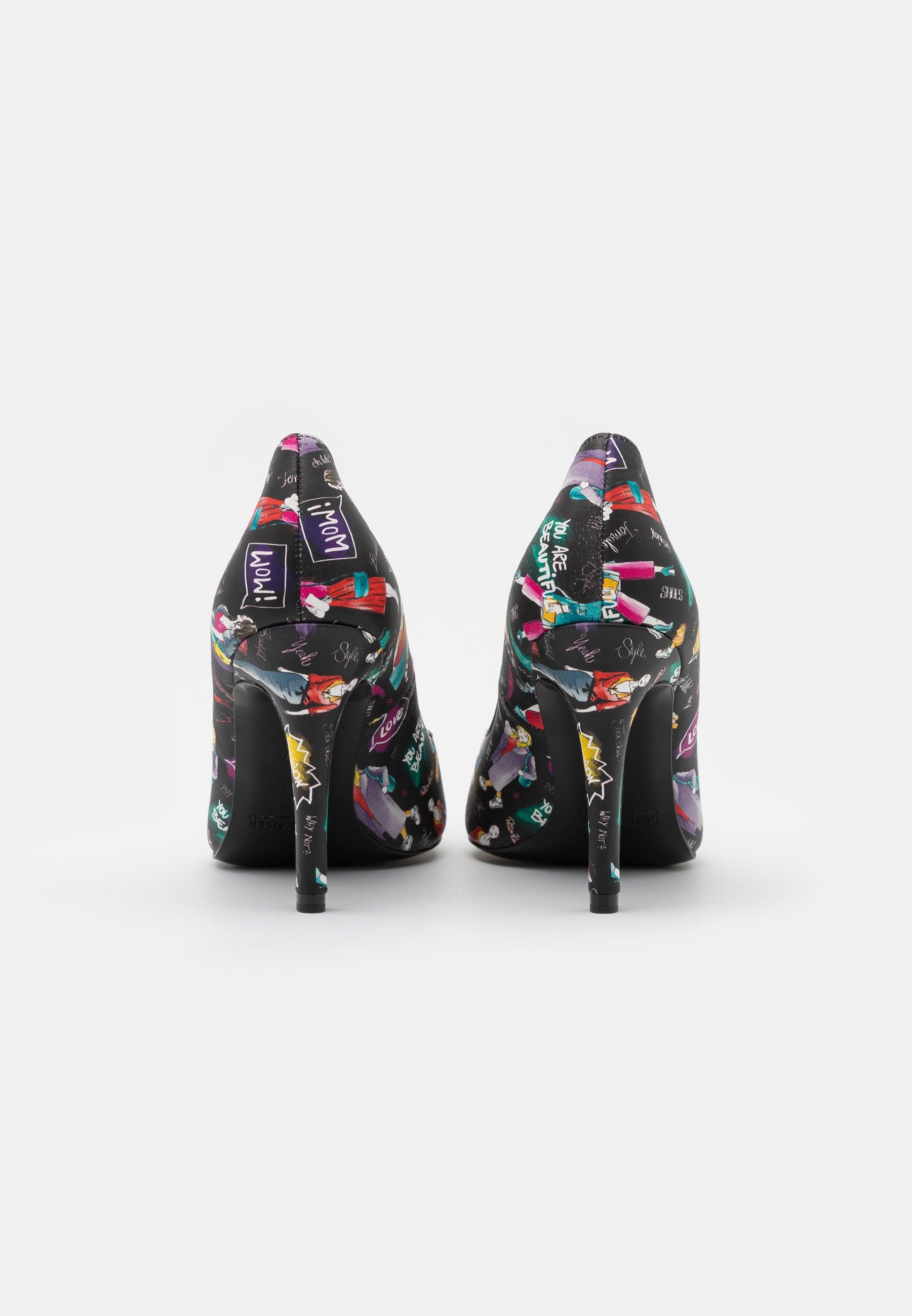 Women DANELLA - Classic heels - schwarz