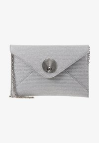 Dorothy Perkins - SHELL - Clutches - silver - 5