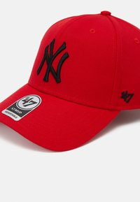 '47 - MLB NEW YORK YANKEES SNAPBACK UNISEX - Kšiltovka - torch red - 3