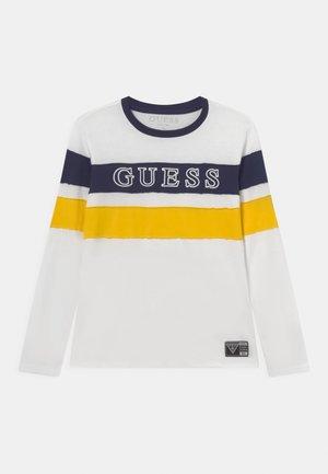JUNIOR  - Långärmad tröja - true white