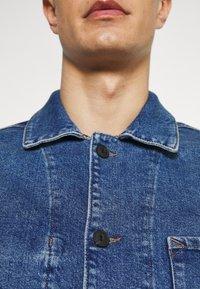 Selected Homme - SLHJACKSON JACKET - Denim jacket - medium blue denim - 8