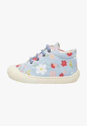 Baby shoes - azurblau