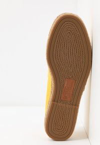 Polo Ralph Lauren - CEVIO - Espadrilles - chrome yellow - 4