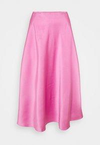 ALSOP SKIRT - Spódnica ołówkowa  - bubble gum pink