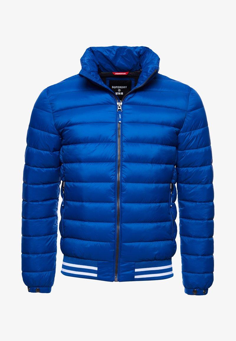 Superdry - FUJI  - Vinterjacka - blue