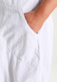 Zizzi - MMARRAKESH DRESS - Vestido informal - white - 4