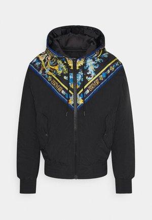 CRINKLE  - Light jacket - black