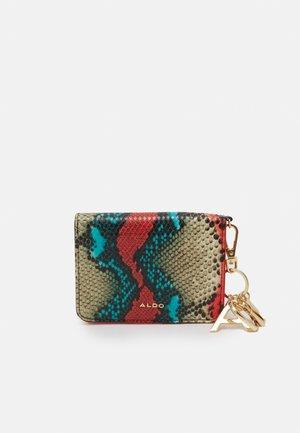 Wallet - multicoloured