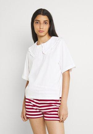 MAGNHILD TEE - T-shirt imprimé - white light