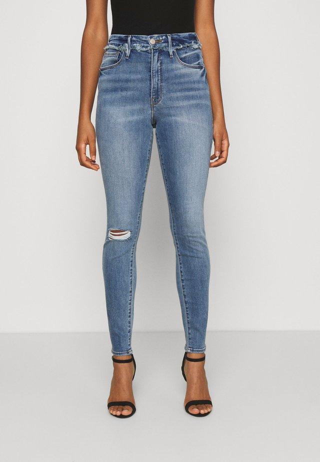 WAIST RELEASED - Jeans Skinny Fit - blue