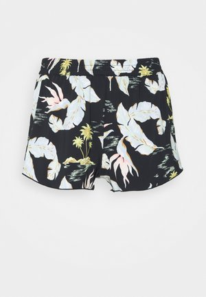 BEYOND THE PALMS - Swimming shorts - black pebble