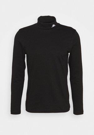 HAIO LONGSLEEVE - Langærmede T-shirts - caviar