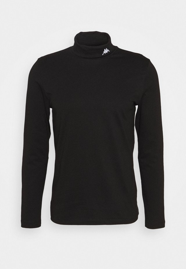 HAIO LONGSLEEVE - Long sleeved top - caviar