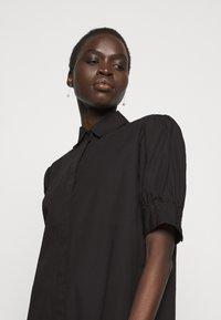 Bruuns Bazaar - FREYIE ALISE SHIRTDRESS - Shirt dress - black - 3