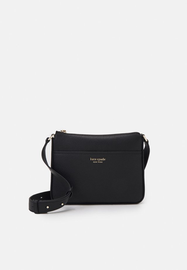 MD CROSSBODY - Axelremsväska - black