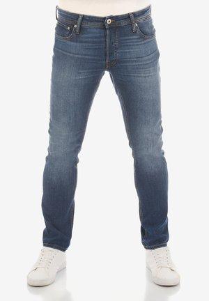 IGLENN - Slim fit jeans - blue denim
