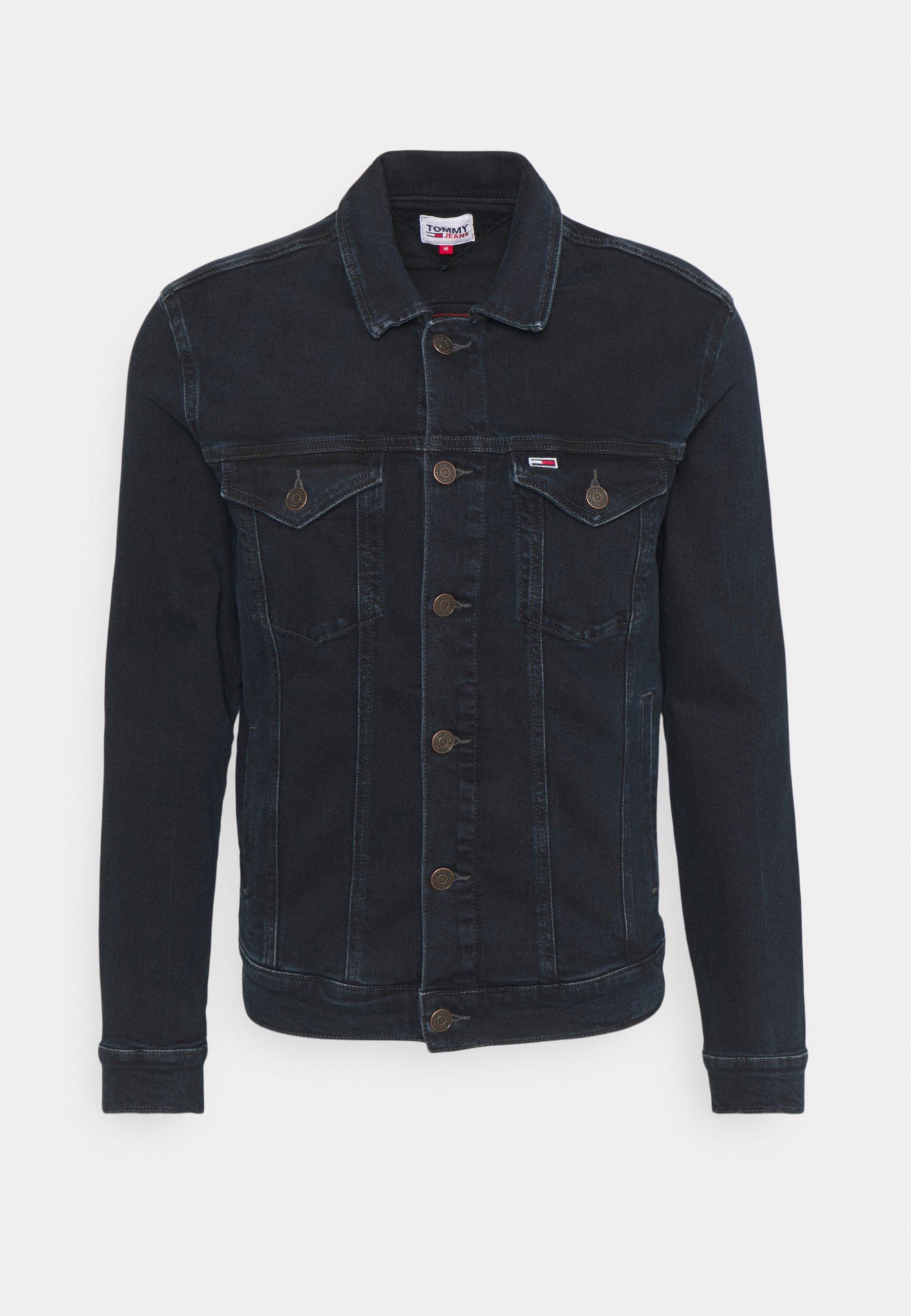 Homme TRUCKER JACKET  - Veste en jean
