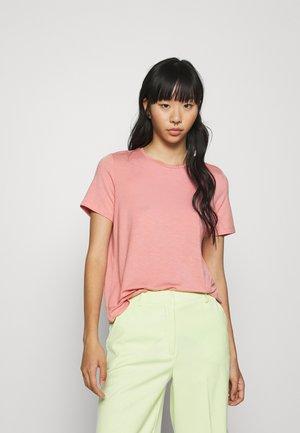 VMAVA - Basic T-shirt - rosette