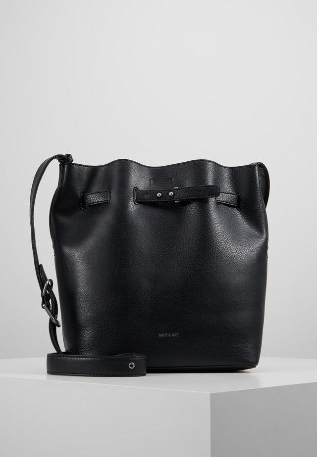 LEXI DWELL - Across body bag - black