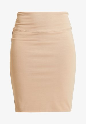 PENNY SKIRT - Pencil skirt - tannin