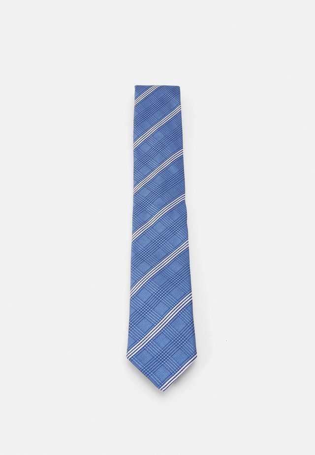 TIE  - Cravatta - dark blue